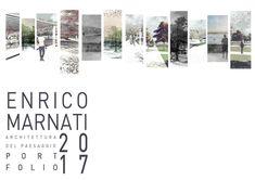 Landscape Architecture Portfolio | Enrico Marnati #architectureportfolio