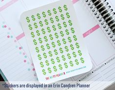 Payday 64 Planner Stickers 1 Sheet Payday by TheNiftyPlanner