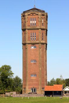 Watertoren Kwadijk