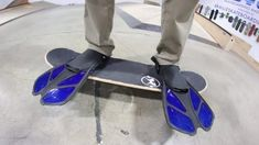 CAN YOU SKATE WEARING SWIM FLIPPERS?! | STUPID SKATE EP 115 – Braille Skateboarding: Braille Skateboarding – Today we play a game of SKATE…