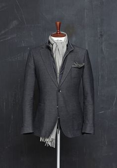The collection A/W 2012, The Tailoring Club . . . MUST HAVE A GREAT TAILOR, IN ORDER TO LOOK GOOD . . . IT WILL COST YOU!!!