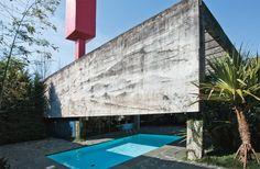 Uma casa de Vilanova Artigas restaurada por Marcos BertoldiCasa