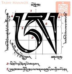 Tibetan Calligraphy Workshop – Festival of Tibet Tibetan Script, Tibetan Art, Tibetan Buddhism, Buddhist Symbols, Buddhist Art, Fictional Languages, Calligraphy Course, Script Writing, Japanese Prints