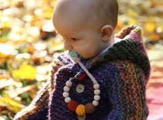 ON SALE Pacifier clip small simple dummychain holder by nihamaj
