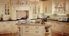 Our English Kitchens
