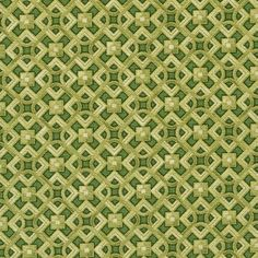 Robert Kaufman Fabrics: SRKM-15836-7 GREEN from Grand Majolica