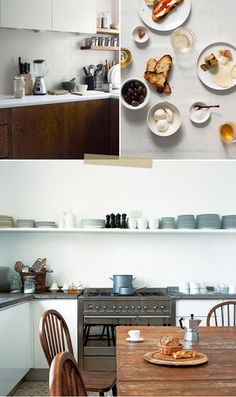 in the kitchen    Tuesday, July 26, 2011 | posted by Jessica Comingore
