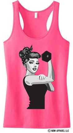 Modern ROSIE the RIVETER!! For strong & confident women. $24.99, but use Coupon Code GLOBAL350 to save $3.50!