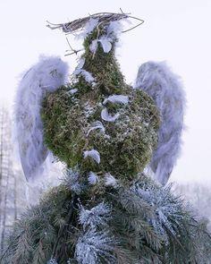 kannst du dich erinnern? letztes jahr gab es bei mir ein ADVENTSFENSTER mit einem DIY WALDENGEL - im januar habe ich ihn in den frischen schnee gestellt und für DICH fotografiert.#latergram #diy #floristik #florist #engel #waldengel #moos #tannenzweige #föhre #waldschätze #selbstgemacht #naturdeko #weihnachtsdeko #weihnachtsideenkonfetti #advent #itsthemostbeautifultimeoftheyear #creative #creativeblogger #swissblogger #lumixandme #lumix #flowerdecor #thatsdarling #global_ladies