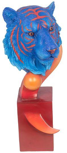 Cód. 107.023 - Tigre Bengala Blue/Orange Fullway - 56x25x21