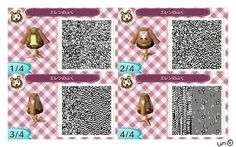 animal crossing new leaf qr codes - attack on titan