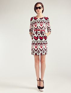 ALICE by Temperley, Spring Summer '13, Mini Sovereign Ponte Dress
