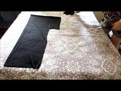 Como fazer um vestido manga morcego bem rápido e fácil  PASSEI DOS 30 Rose Castilho - YouTube