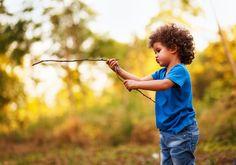 Seminário Criança e Natureza discute a importância do brincar ao ar livre