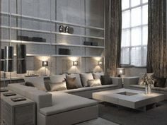 Our Best collection of Modern Living Room Designs | Ideas | PaperToStone