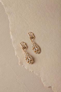 Conrad Drop Earrings