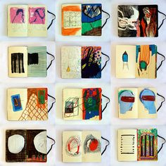 moleskine 15 by Guilherme Dietrich, via Flickr
