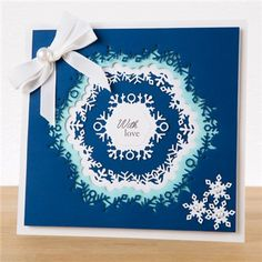 Create and Craft Couture Winter Flurries Collection (136802) | Create and Craft