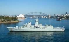 HMAS Anzac is the first of her class and a modern warship, capable of operating in a multi-threat environment. Anzac's design is based on the German Meko 200 Class that uses modular construction methods. A feature of this method was the ability to share the construction of the 8 Australian and 2 New Zealand vessels throughout Australia and New Zealand. Anzac is fitted with an advanced package of air surveillance radars; hull mounted sonar and electronic support systems.