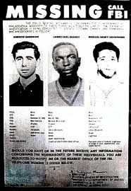Schwerner, Chaney, and Goodman. Sleep peacefully.