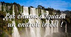 Visiter les chutes d'Iguazu a été un gros coup de coeur pour nous. Voir des photos, c'est bien, mais en vrai, c'est vraiment incroyable !