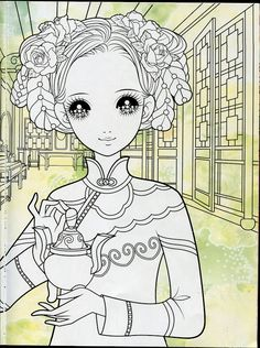 Princess Coloring Book 2 - Mama Mia - Picasa Web Albums