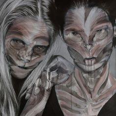 Vermibus macht Models zu Monstern, um die Diktatur des Konsums zu bekämpfen   The Creators Project