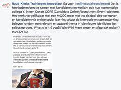 OnlineSocialLearning (@RuudKlerks_RKT) | Twitter