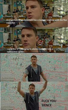 21 jump street! Repinning this in science class, hoping the teacher doesn't see it!!!