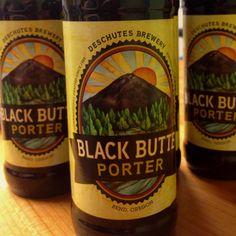 Our wonderful Black Butte Porter.