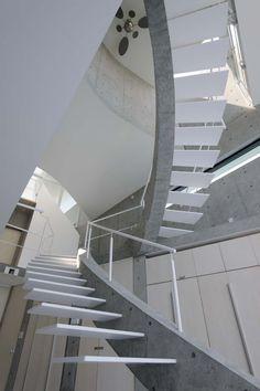Double Courtyard House Tezuka Architects