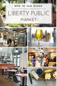 Liberty Public Market is San Diego's first-ever premier public market uniting the region's most dynamic artisans under one roof.
