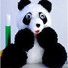 Pompom panda