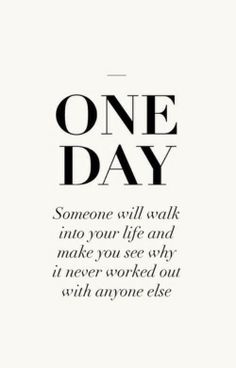 Relationship quotes, love quotes, me quotes The Words, Great Quotes, Quotes To Live By, One Day Quotes, Cant Wait To See You Quotes, Wedding Day Quotes, Good Men Quotes, Quotes About Finding Love, Love Story Quotes