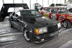 Mercedes Benz W124 AMG HAMMER