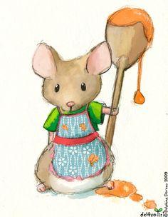 Le lapin dans la lune - Non dairy Diary - Is it that time again?