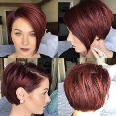 #pixie360 #redhair #shorthair