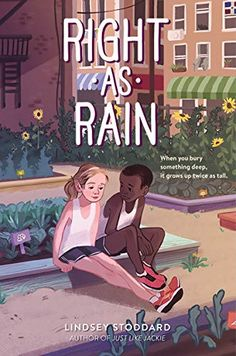 Right as Rain - Lindsey Stoddard - Hardcover New Books, Good Books, Books To Read, Amazing Books, Chapter Books, Book Recommendations, Bestselling Author, Childrens Books, Tween Books