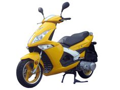 """SCO005 150cc Scooter Automatic Transmission,Front Disc/Rear Drum Brake, 13"""" Aluminum Wheels, Aluminum Foot Rest, Big body, High Speed $900.00"""