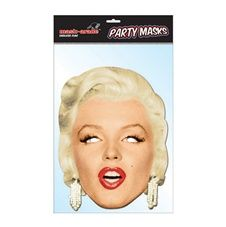 Marilyin Monroe Mask