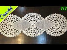 Doily Art, Crochet Table Runner, Crochet Designs, Doilies, Crochet Stitches, Table Runners, Art Quotes, Diy And Crafts, Crochet Earrings