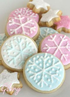 Christmas cookies..the little book of secrets...