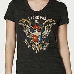 Lache Pas 2.0 (Womens Shirts)