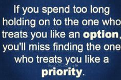 make yourself a priority!