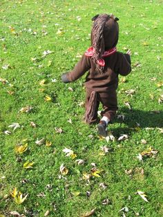 A Quick, Easy and Inexpensive DIY Kids Horse Costume | Jen Spends Less