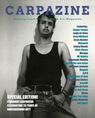 Buy your Carpazine at Barnes & Noble and Save 40%! Eligible for FREE SHIPPING. Merry Christmas :)