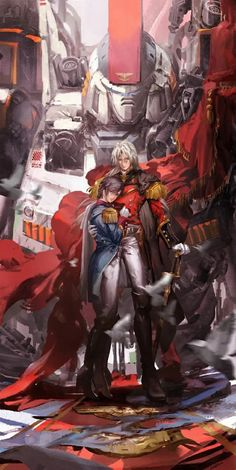 Gundam Wing, Gundam Art, Gundam Wallpapers, Gundam Mobile Suit, Cool Robots, Gundam Seed, Custom Gundam, Mecha Anime, Robot Art