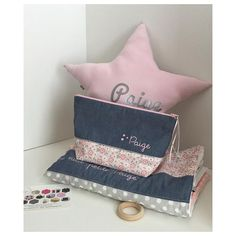 Matching blanket, case and star pillow for the cutest little girl #23gobyflo #handmade #blanket #case #babycase #star #pillow #babygirl #babygift #babyblanket #nursery #nurserydecor #babydecor #gift #personalized #customorder #pink #denim #gray #unique #flowers #dots #comfy #cozy #pillow #cushion #star #stars #sweatshirt #pink #denim #personalized #addyourname #babylove #minimalism