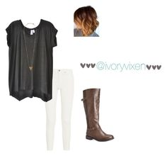 """""""Follow @ivoryvixen"""" by lucycavv ❤ liked on Polyvore featuring moda, Acne Studios, Wilt, Pieces y Avenue"""