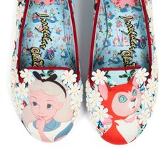 Alice irregular choice
